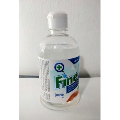 Dezinfekčná a čistiaca voda na ruky (bez oplachovania), 400 ml