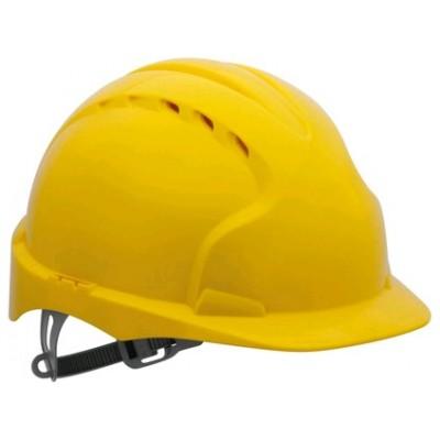 Ochranná prilba JSP EVO3 LINESMAN, žltá