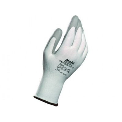 Protiporezové rukavice MAPA kryty, biele