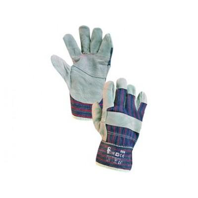 Kombinované rukavice RON, veľ. 10