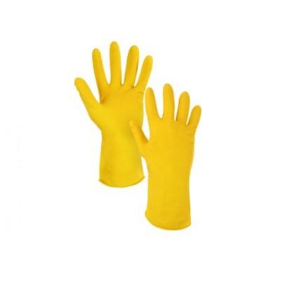 Celomáčané rukavice  CXS NINA, žltá