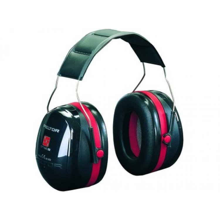 Mušľové chrániče sluchu 3M PELTOR H540A-411-SV