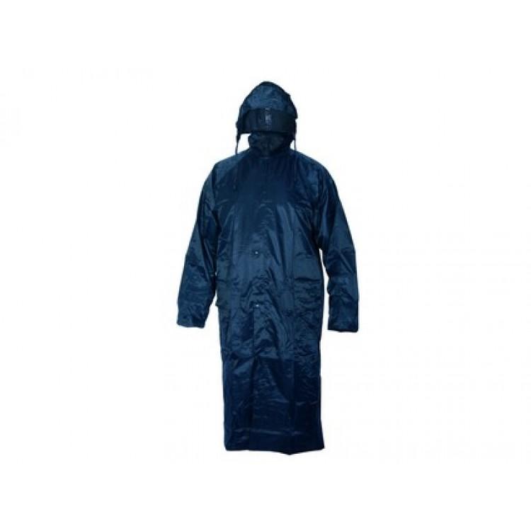 Vodeodolný plášť CXS VENTO, modrý