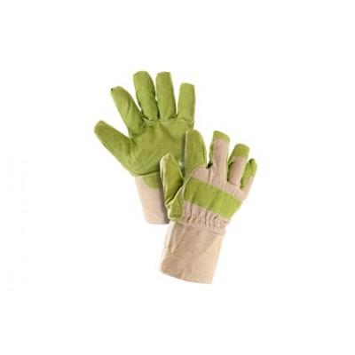 Kombinované zimné rukavice CXS NERO WINTER, veľ. 11