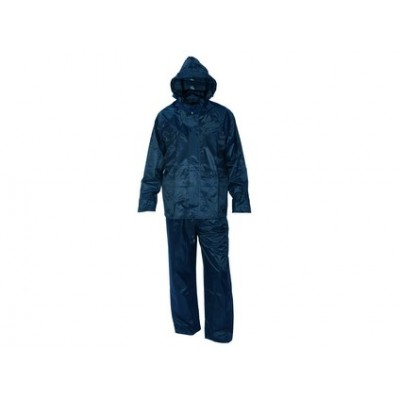 Vodeodolný oblek CXS PROFI, modrý