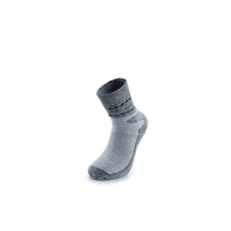 Zimné ponožky SKI, sivé