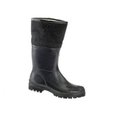 Gumofilcovou holeňová obuv BRUNO