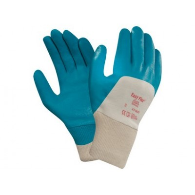 Potiahnuté rukavice ANSELL EASY FLEX 47-200