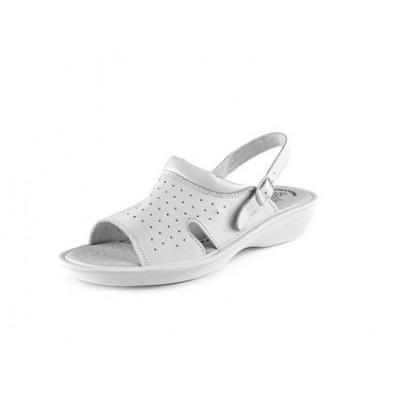 Dámske sandále LIME, biela
