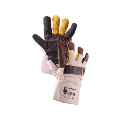 Kombinované zimné rukavice Bojar WINTER, veľ. 11
