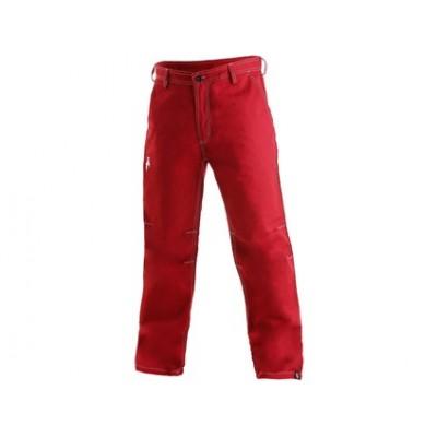 Pánske nohavice REDMOND, červené