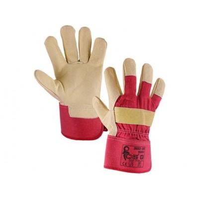 Kombinované rukavice Budy, veľ. 11