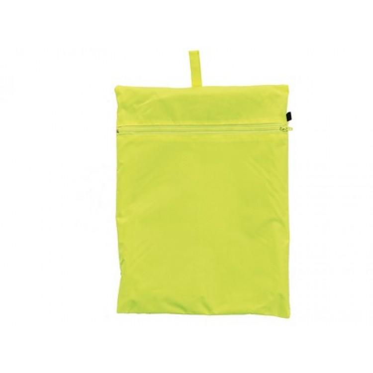 Plášť BATH, výstražný, žltý, S-3XL