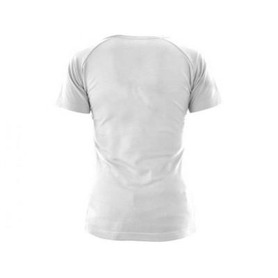 Tričko ELLA, dámske, biele