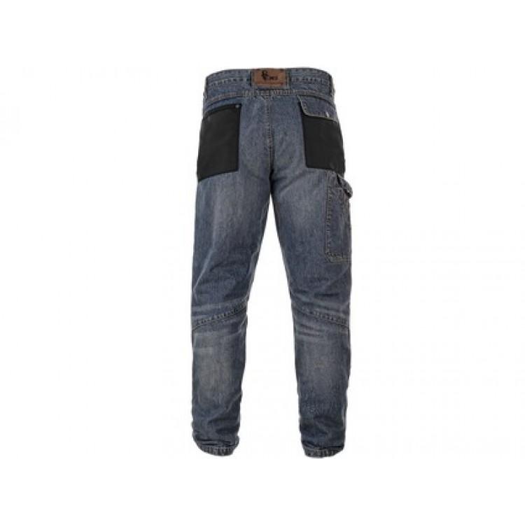 Pánske džínsy CXS Nimes, modré