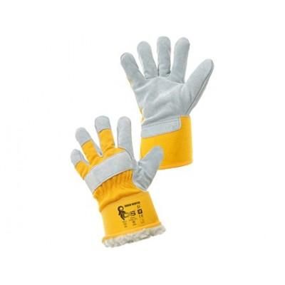 Kombinované zimné rukavice CXS DINGO WINTER, veľ. 11