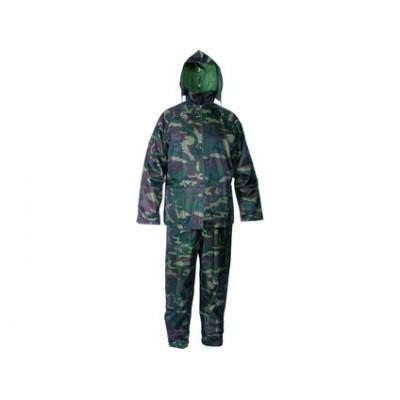 Vodeodolný oblek CXS PROFI, maskáčový