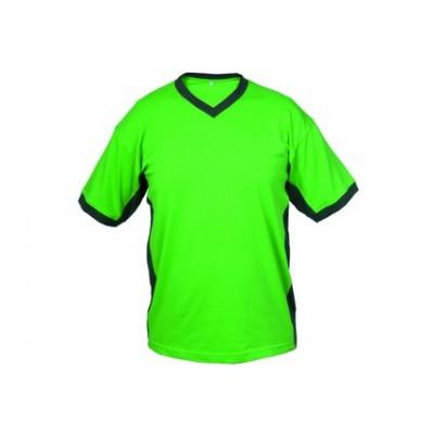 Pánske tričko s krátkym rukávom SIRIUS THERON, zeleno-šedé