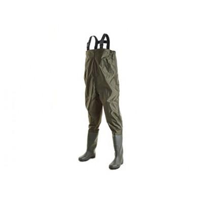 Rybárske čižmy s nohavicami Fisker