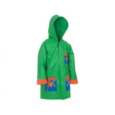 Detská pláštenka Frog, zelená