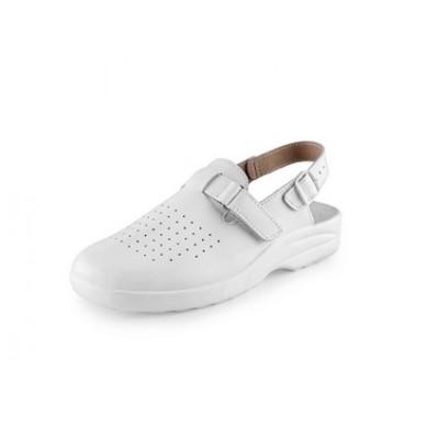 Dámske sandále MIKA, biela